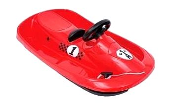 Hamax Sno Formel červené