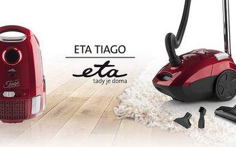 ETA Tiago 2507 90000 červený