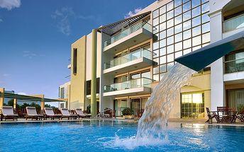 Hotel Albatros Spa & Resort, Řecko, Kréta, 8 dní, Letecky, Polopenze, Alespoň 4 ★★★★, sleva 8 %, bonus (Levné parkování u letiště: 8 dní 499,- | 12 dní 749,- | 16 dní 899,- , Parkování u letiště zdarma)