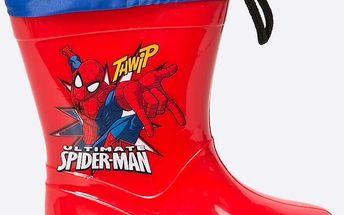 Perletti - Dětské holínky Spiderman