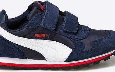 Puma - Dětské boty ST Runner NL V PS Peac