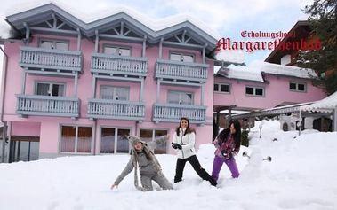Rakouské Alpy s neomezeným wellness
