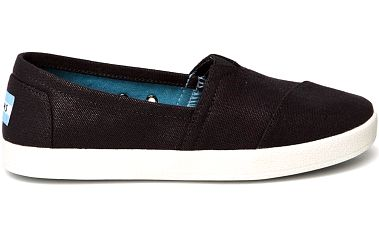 Toms - Espadrilky Coated Canvas Avalon