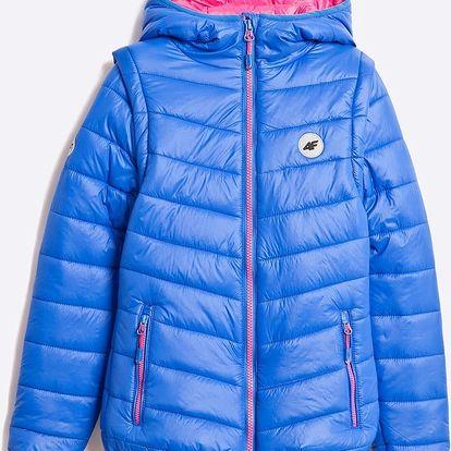 4F - Dětská bunda 128-158 cm