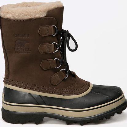 Sorel - Kotníkové boty Caribou