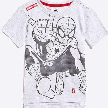 adidas Performance - Dětské tričko Marvel 92-122 cm