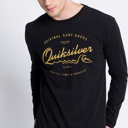 Quiksilver - Tričko s dlouhým rukávem