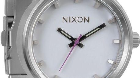 Nixon - Hodinky Cannon White