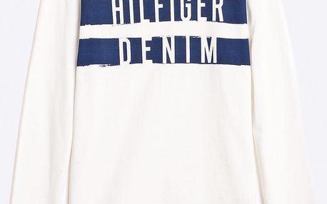 Tommy Hilfiger - Dětské tričko s dlouhým rukávem 140-176 cm