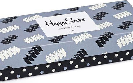 Happy Socks - Ponožky Giftbox (4-pak)