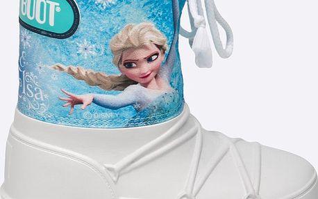 Moon Boot - Dětské sněhule Frozen
