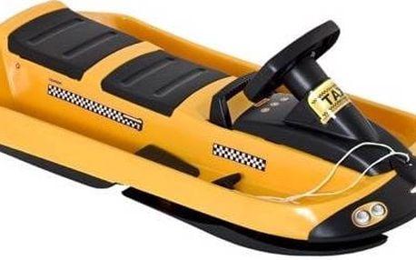 Hamax Sno Taxi černé/žluté