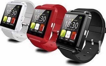 Smart watch U8 - chytré hodinky