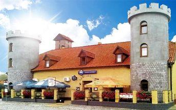 3–6denní pobyt v penzionu U Kryštofa nedaleko Kroměříže pro 2 osoby s polopenzí