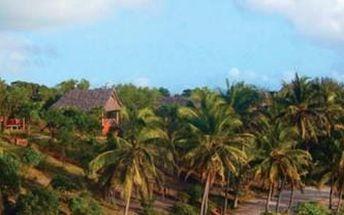 Zanzibar - na 9 dní, polopenze s dopravou letecky z Prahy