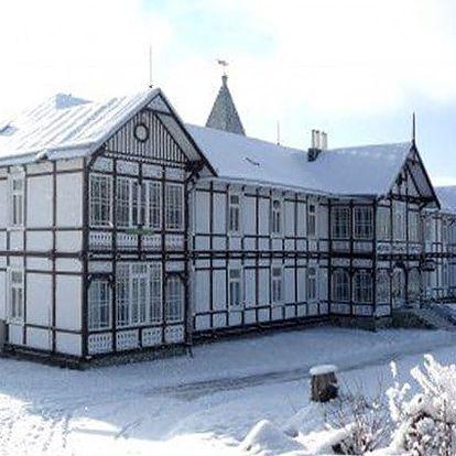 3–6denní pobyt v Palace Hotelu Tivoli*** ve Vysokých Tatrách s polopenzí pro 2