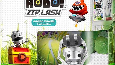Chibi-Robo: Zip Lash + Chibi-Robo Amiibo (3DS) - 045496529239