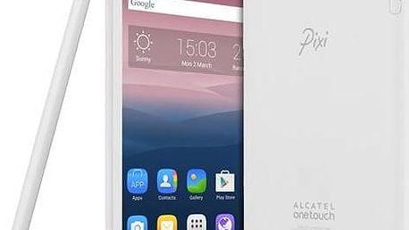 Dotykový tablet ALCATEL ONETOUCH PIXI 3 s WIFI a dárky zdarma