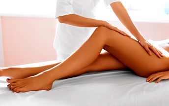 Baňková anticelulitidní masáž nohou vč. zábalu