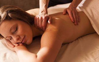 Dokonalý relax: Masáž v délce 90 minut dle výběru