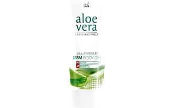 LR health & beauty Aloe Vera MSM Tělový gel 200 ml