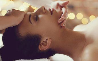 90minutová masážní péče