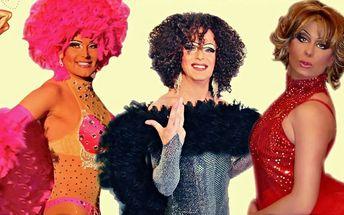 1x vstup na travesti show Burlesque Travesti
