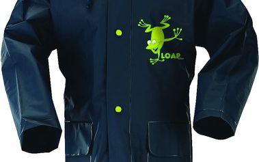 LOAP Dětská pláštěnka Smoky - modrá