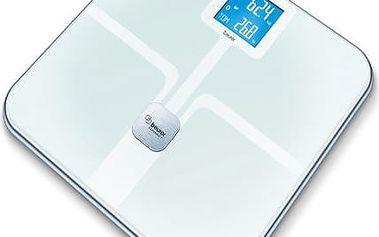 BEURER Osobní diagnostická váha BF 800 White