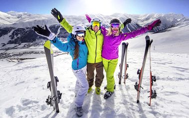 Servis lyží nebo snowboardu + 7% sleva na zboží