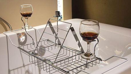 Multifunkční stoleček do vany