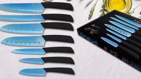 Dárková sada 6 titanových nožů