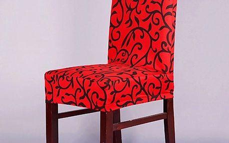 Potah na židli v elegantním designu - dodání do 2 dnů
