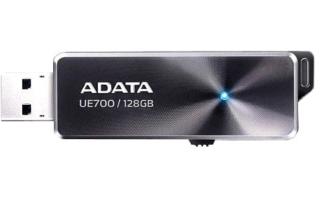 ADATA DashDrive Elite UE700 128GB - AUE700-128G-CBK