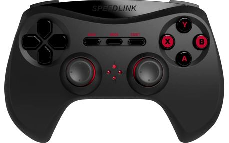 Speed Link STRIKE NX (PS3) - SL-440400-BK
