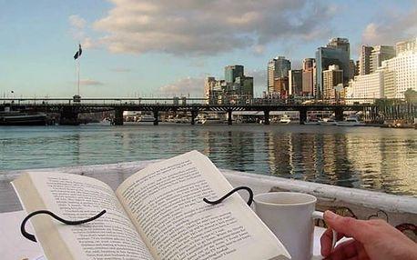 Cestovní držák na knihu