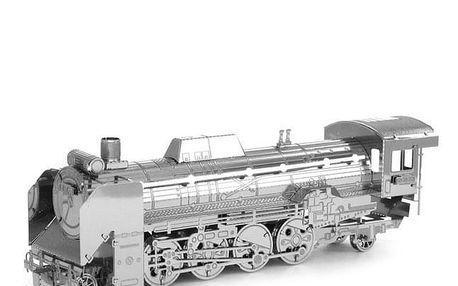3D puzzle - Lokomotiva D51 - dodání do 2 dnů