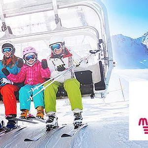 Celodenní skipas pro dospělou osobu ve středisku Malinô Brdo ski & bike park