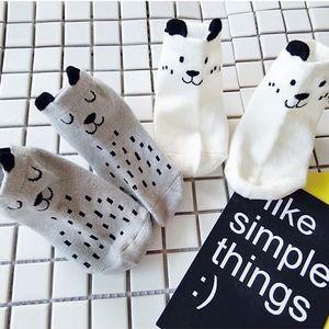 Dětské ponožky se zvířátky