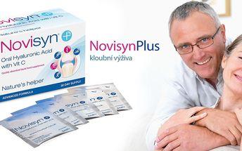 Kloubní výživa Novisyn Plus s kyselinou hyaluronovou