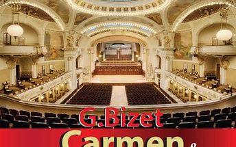 Silvestrovský galakoncert s Carmen a Novosvětskou ve Smetanově síni Obecního domu v Praze