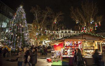 Vánoční trhy v Budapešti (Maďarsko) – jednodenní zájezd