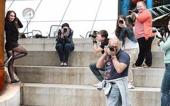 Raketový start do světa profi fotografie