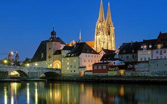 Adventní zájezd do Regensburgu (Německo, Bavorsko) – jednodenní zájezd