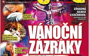 Předplatné časopisu Enigma s bonusy