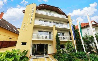 3–5denní wellness pobyt v hotelu Prestige Ház**** poblíž Balatonu pro dva