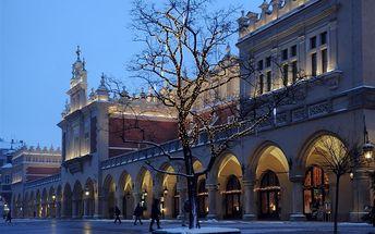 Vánoční trhy v Krakově (Polsko) – jednodenní zájezd