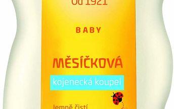 Weleda Měsíčková kojenecká koupel 200 ml