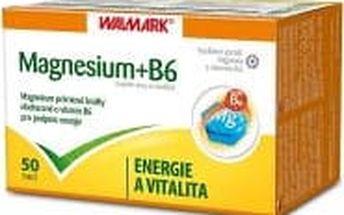 Walmark Magnesium Lactici +B6 50 tbl.