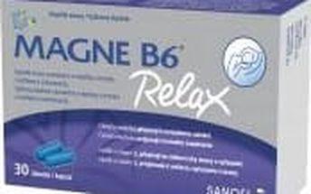 Magne B6 Relax 30 kapslí